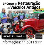 Curso - Restaurao de Veculos Antigos